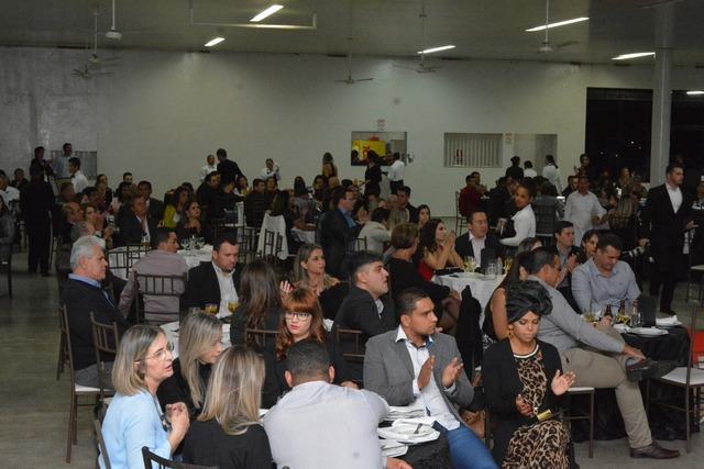 Evento foi realizado no Alice Festas e contou com a presença de centenas de pessoas. - Crédito: Foto: Indalécio