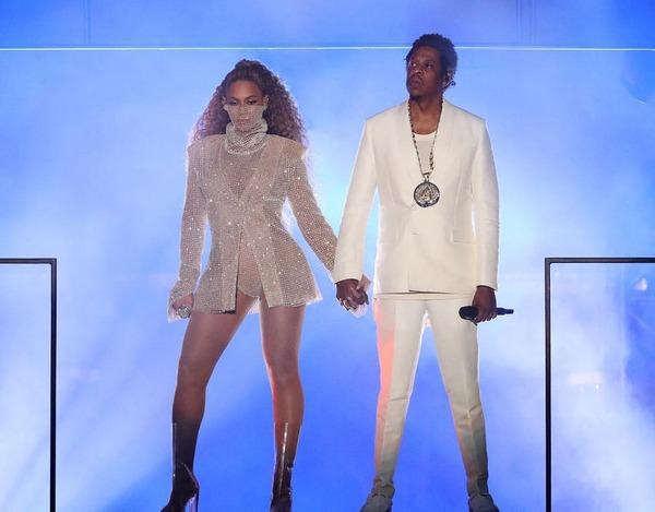 Beyoncé e Jay-Z abrem turnê do casal com show em Cardiff, no País de Gales - Crédito: Foto: Reprodução/Instagram/Beyoncé