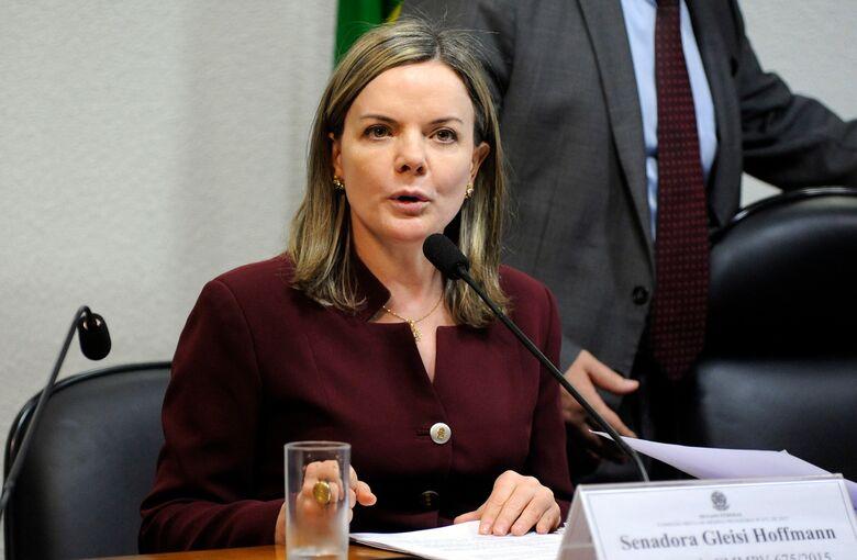 STF absolve senadora Gleisi Hoffmann em processo da Lava Jato -