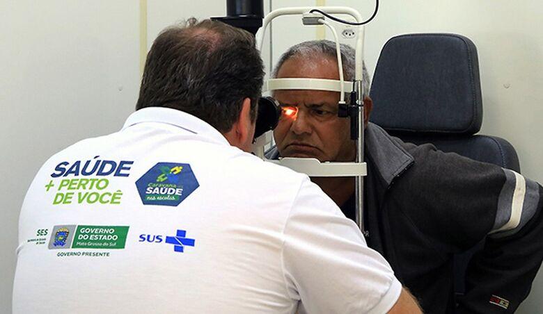 Nova edição da Caravana da Saúde começa com mais de 5 mil exames e consultas -