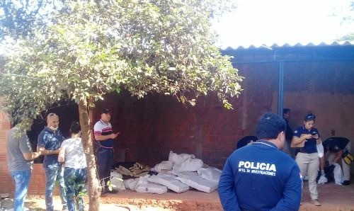 Polícia desarticula laboratório do narcotráfico na fronteira -