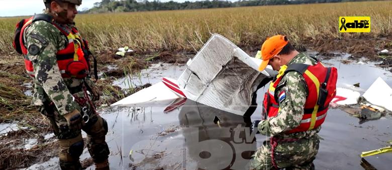 Ministro da Agricultura do Paraguai e outras três pessoas morrem em queda do avião -
