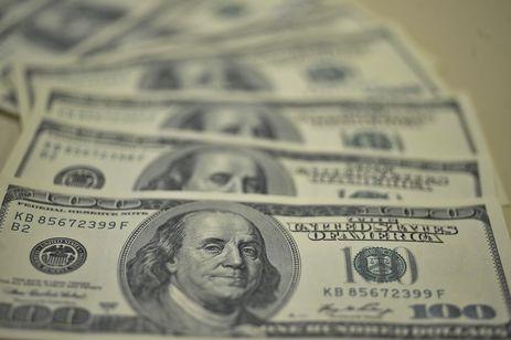 Tensão comercial entre EUA e China faz dólar subir 2,20% - Crédito: Agência Brasil