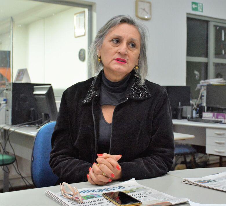 Edna Bonelli é presidente da Comissão da Mulher Advogada - Crédito: Hedio Fazan
