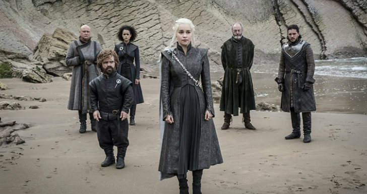 Game of Thrones lidera disputa do Emmy 2018 -