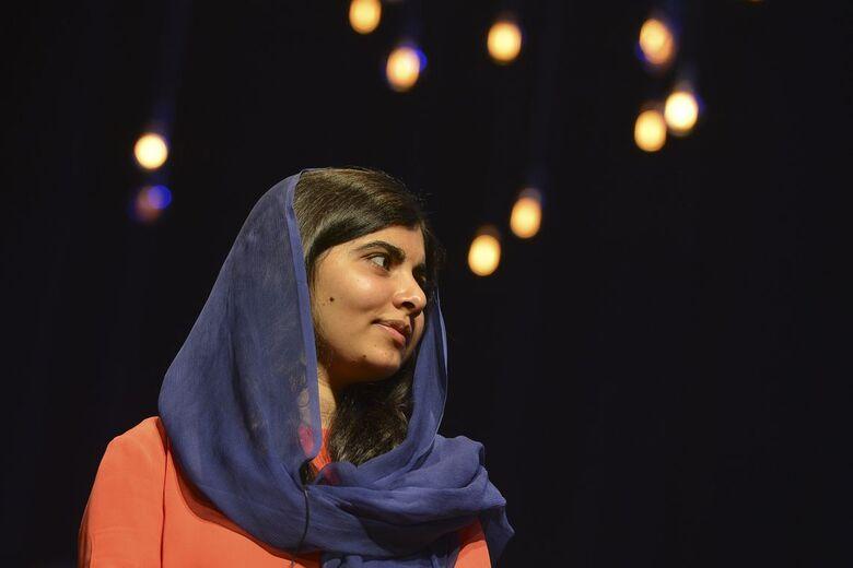 Malala falou para mais de 800 pessoas sobre educação e empoderamento - Crédito: Rovena Rosa/Agência Brasil
