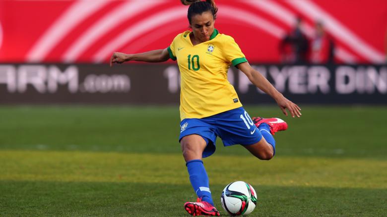 Marta concorrerá ao sexto título de melhor do mundo -