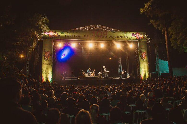 Segunda noite do FIB 2018 foi do folk o funk - Crédito: Alvaro Herculano