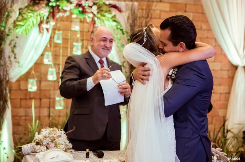 Mande sua história de amor e concorra a uma festa de casamento completa - Crédito: Vicente e Lilian Barros