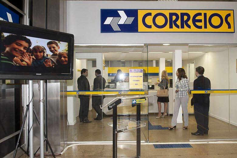 Correios passam a cobrar despacho postal em encomendas internacionais - Crédito: Elza Fiuza/Arquivo Agência Brasil
