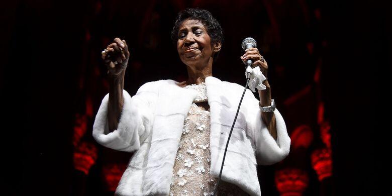 Aretha Franklin morre aos 76 anos, diz agência -