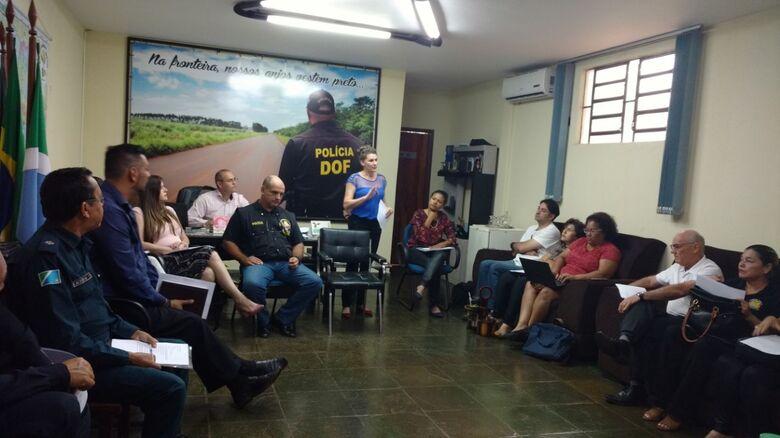 e7d1bc3bf71 Educadores vão debater projeto contra drogas - Crédito  Divulgação