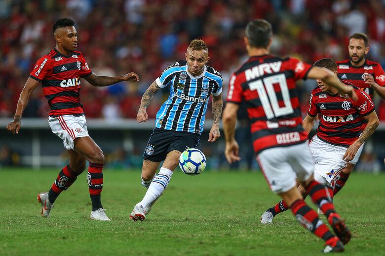 Corinthians, Fla e Cruzeiro estão nas semifinais da Copa do Brasil - Crédito: LUCAS UEBEL/GREMIO FBPA