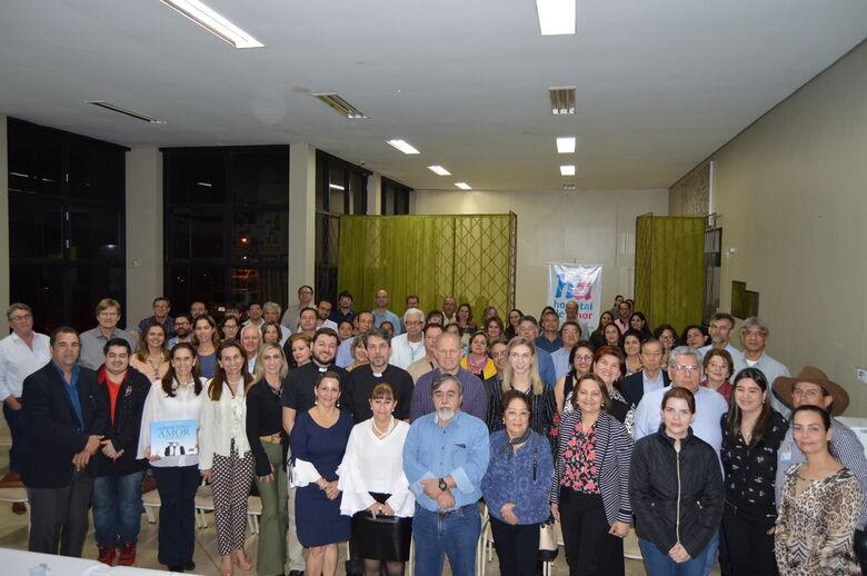 Apoiadores do Hospital de Amor de Dourados criam associação para implantação da unidade - Crédito: Asessoria ACED