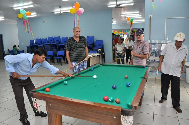 I Olimpíada da Pessoa Idosa recebe inscrições até esta quinta-feira - Crédito: Arquivo/Prefeitura de Dourados