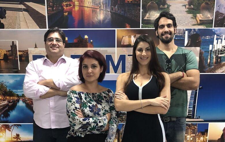 Empresários trazem plataforma de turismo para Dourados - Crédito: Divulgação