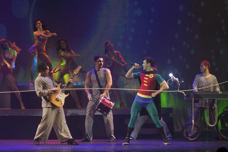 Sucesso de público e crítica, O Musical Mamonas será apresentado em Campo Grande neste domingo -
