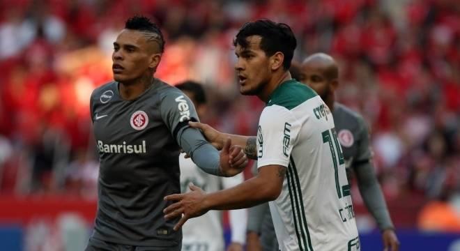 Inter e Palmeiras ficam no 0 a 0 no Sul e se distanciam do São Paulo - Crédito: Raul Pereira/Estadão