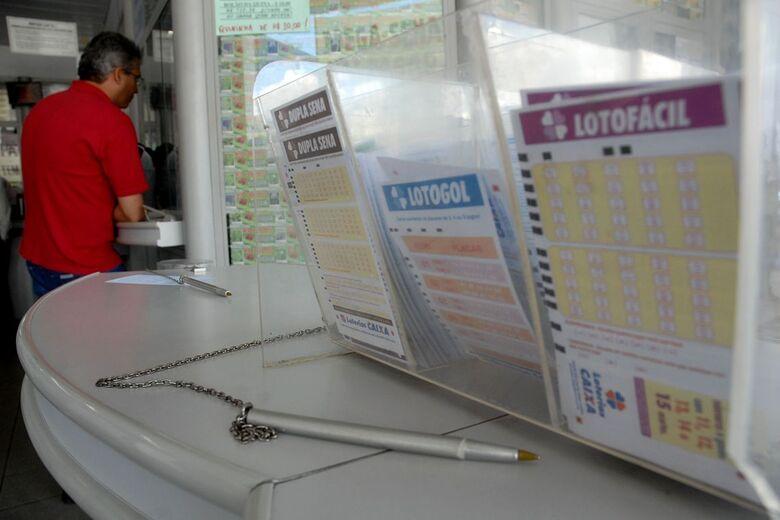 Caixa lança plataforma para apostas em loterias pela internet - Crédito: Arquivo
