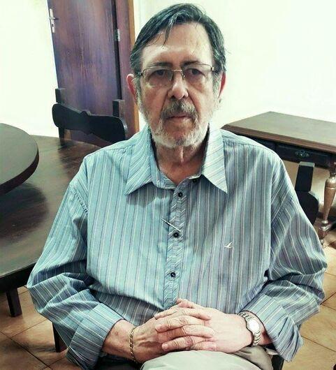 Morre jornalista Luiz Carlos Mattos - Crédito: Arquivo Pessoal