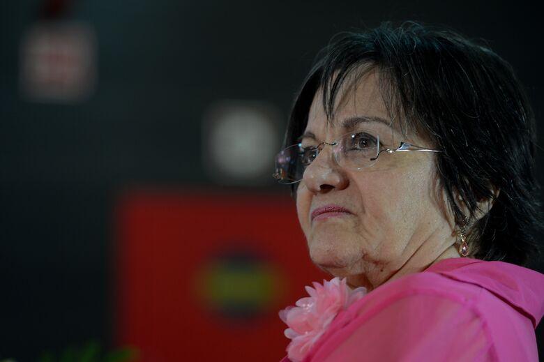 Maria da Penha sobreviveu à vilência doméstia e hoje dá nome à lei - Crédito: EBC