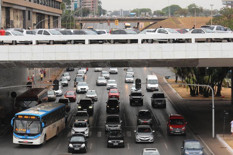 Estudo liga exposição crônica à poluição a redução nos níveis de inteligência - Crédito: Renato Araújo/Agência Brasília