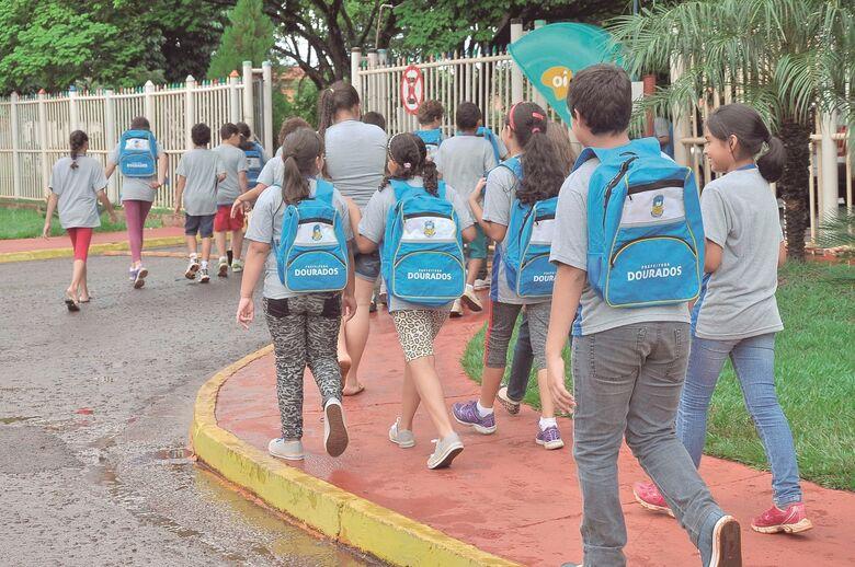 Professores da rede municipal de Dourados podem entrar em greve a partir de 6ª feira -