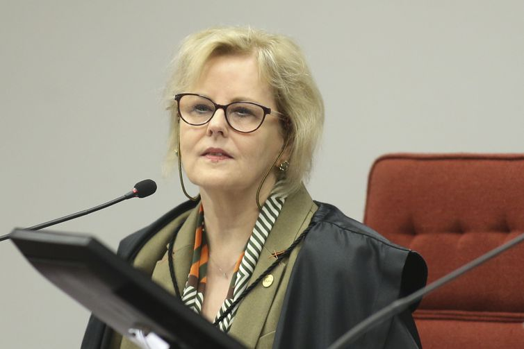 Rosa Weber toma posse na presidência do TSE - Crédito: Marcelo Camargo/Arquivo Agência Brasil