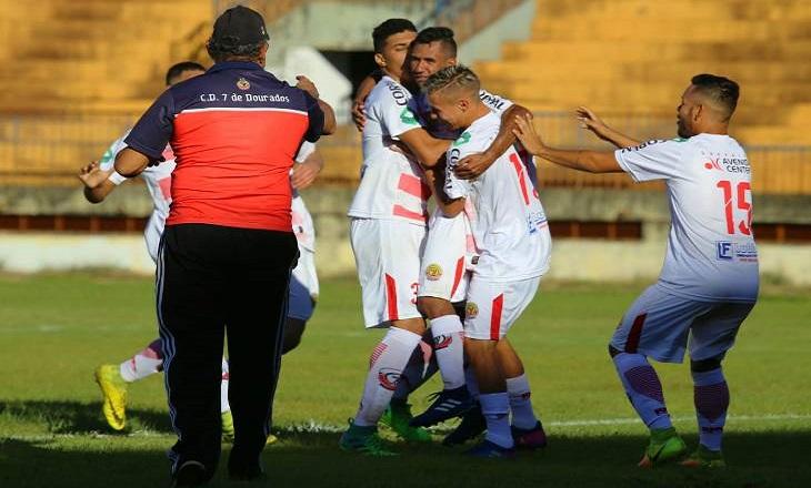 Sete em ação hoje busca manter a liderança do Campeonato Sub 19 - Crédito: Franz Mendes