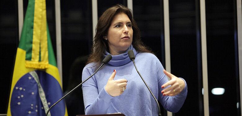 Simone Tebet desiste de concorrer ao governo de MS -