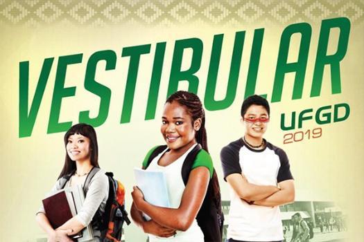 Inscrições para o Vestibular 2019 da UFGD abrem na segunda - Crédito: Divulgação