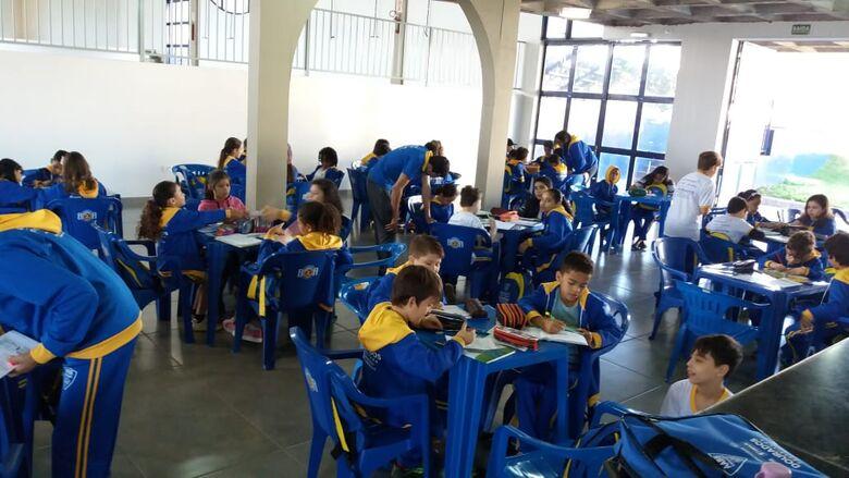 Prefeitura formaliza com AABB, convênio que oferece esporte e reforço escolar na Reme - Crédito: A. Frota