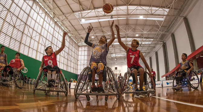 MS contará com 113 participantes nas Paralimpíadas Escolares Nacionais - Crédito: Divulgação