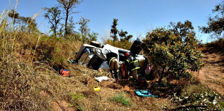 Índices de acidentes e óbitos tiveram redução, segundo a RF - Crédito: Divulgação/PRF