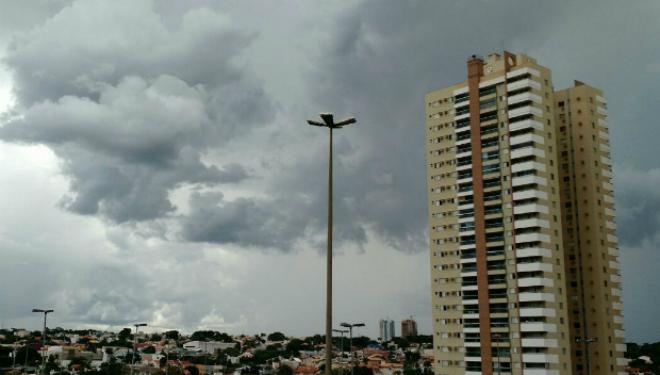 Previsão é de chuva até a próxima terça-feira para todo o MS - Crédito: Divulgação