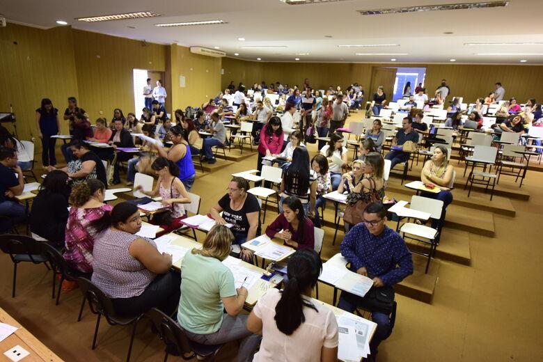 Prefeitura nomeia novos concursados da Educação - Crédito: Arquivo