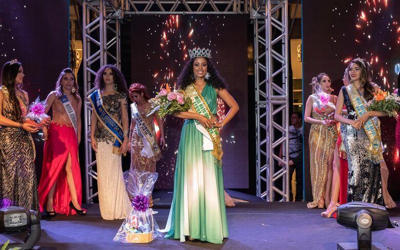 Corumbaense é grande campeã de concurso e levará nome do MS ao Miss Brasil Terra - Crédito: Divulgação