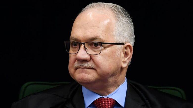 Fachin rejeita recurso de Lula para permanecer candidato a presidente - Crédito: Agencia Estado