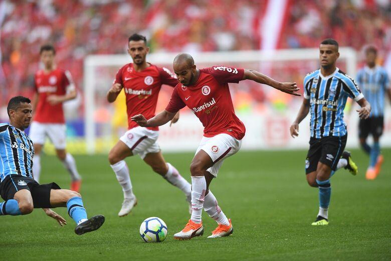 São Paulo e Inter disputam gol a gol a liderança do Brasileirão - Crédito: Ricardo Duarte/S.C.Internacional/Fotos Públicas