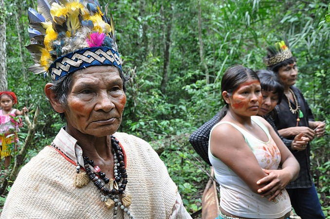 Indígenas de Laranjeira-Ñanderu: 11 anos de espera por decisão definitiva. - Crédito: Ascom MPF/MS