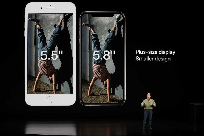 Apple lança iPhones maiores e relógios voltados para saúde - Crédito: Reprodução