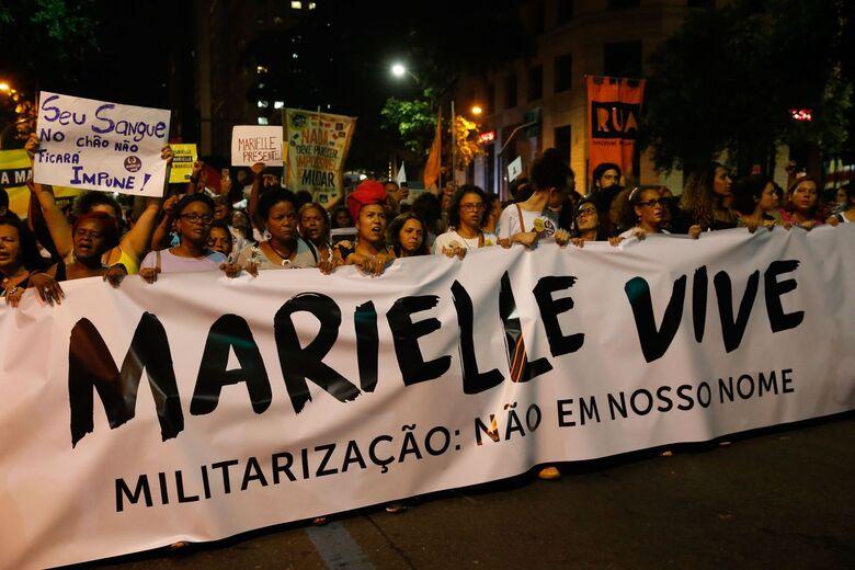 Seis meses após assassinatos, caso Marielle aguarda solução - Crédito: Fernando Frazão/Agência Brasil