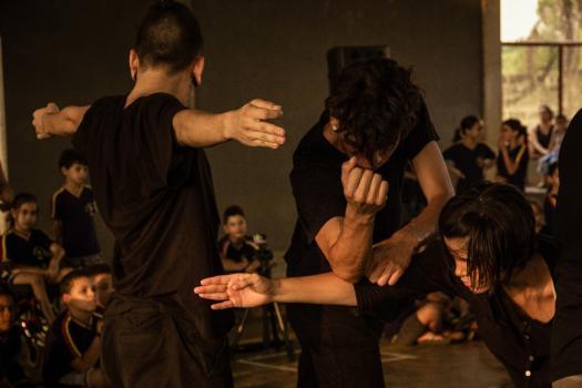 Festival de Teatro apresenta três espetáculos neste sábado - Crédito: Divulgação