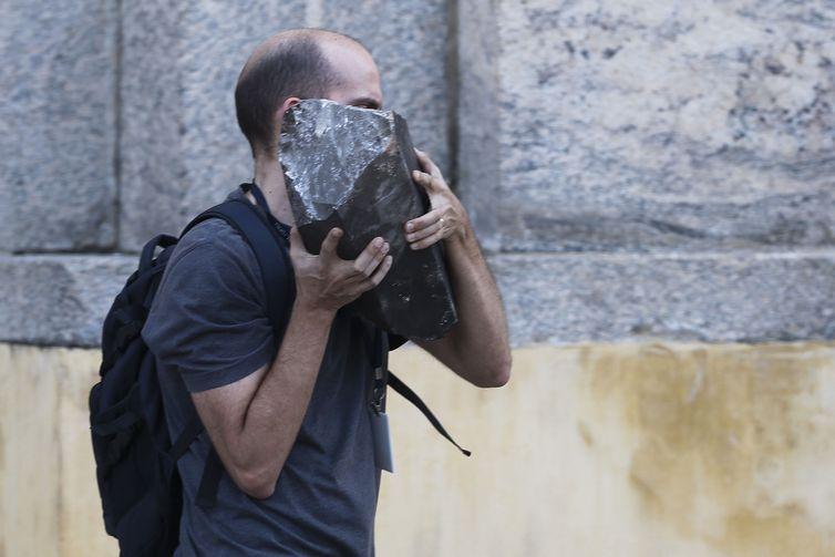 Acervo pode estar salvo em cofres e armários, dizem pesquisadores - Crédito: Tomaz Silva/Agência Brasil