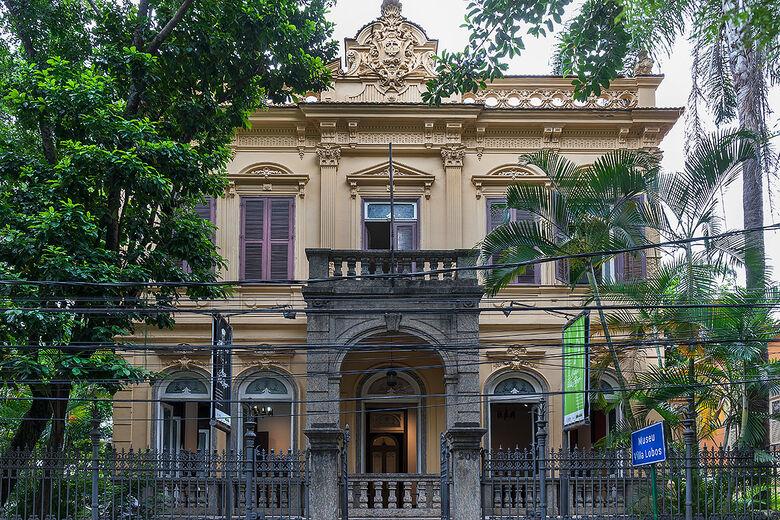 Museu Vila Lobos é uma das instituições que foram listadas pelo MPF - Crédito: Divulgação