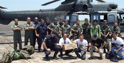 Tropas devem fomentar a segurança e apoiar logística - Crédito: Divulgação