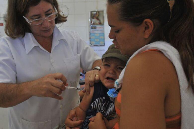 Campanha contra pólio e sarampo alcança 94% das crianças -