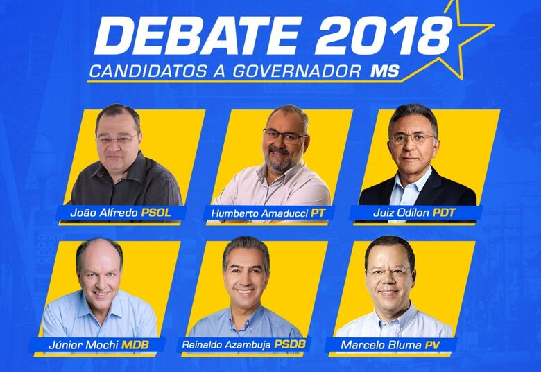 Aced e Faems cancelam debate com candidatos ao Governo do Estado -