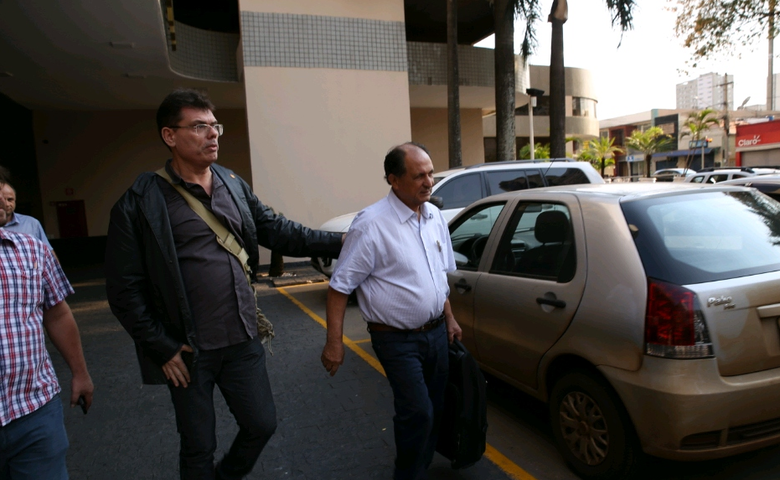 Deputado Zé Teixeira é preso pela Polícia Federal - Crédito: André de Abreu/Top Midia News