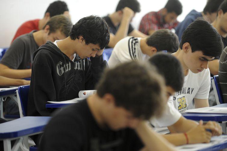 Governo anuncia recursos de R$ 600 milhões para o ensino médio - Crédito: Arquivo